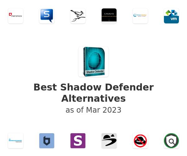 Best Shadow Defender Alternatives