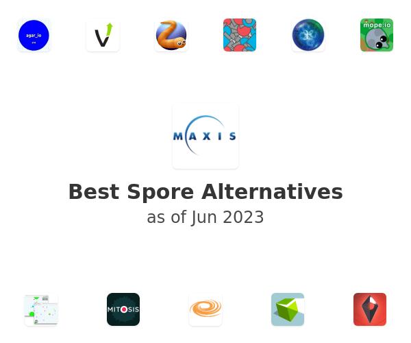 Best Spore Alternatives