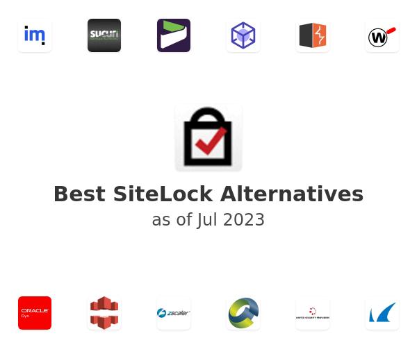 Best SiteLock Alternatives