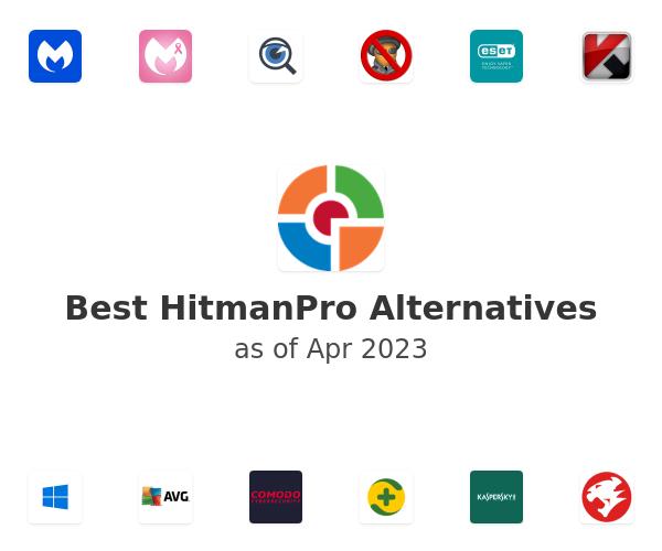 Best HitmanPro Alternatives