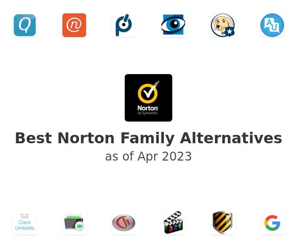 Best Norton Family Alternatives
