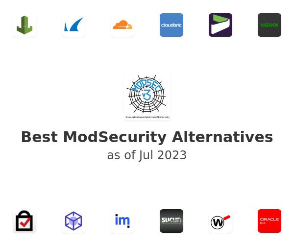 Best ModSecurity Alternatives