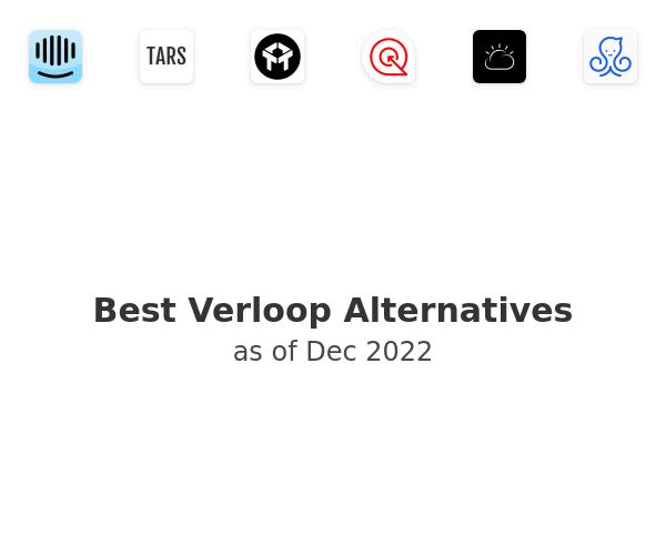 Best Verloop Alternatives