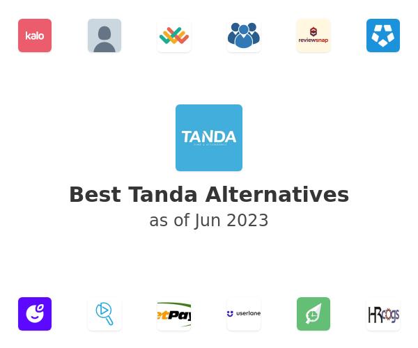 Best Tanda Alternatives