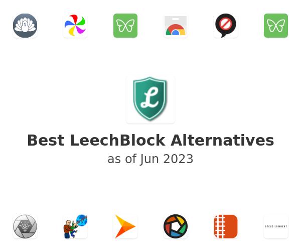 Best LeechBlock Alternatives