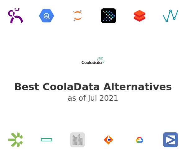 Best CoolaData Alternatives