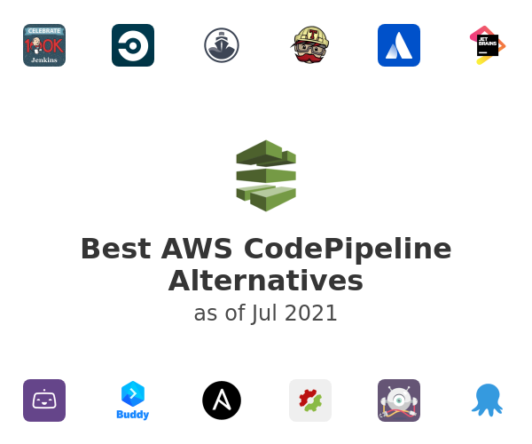 Best AWS CodePipeline Alternatives