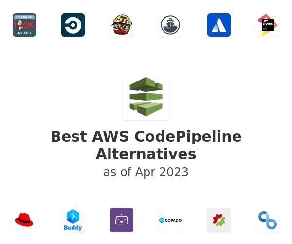 Best AWS CodePipeline Alternatives