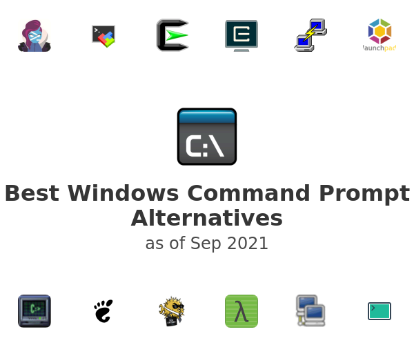 Best Windows Command Prompt Alternatives