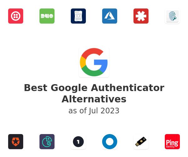Best Google Authenticator Alternatives