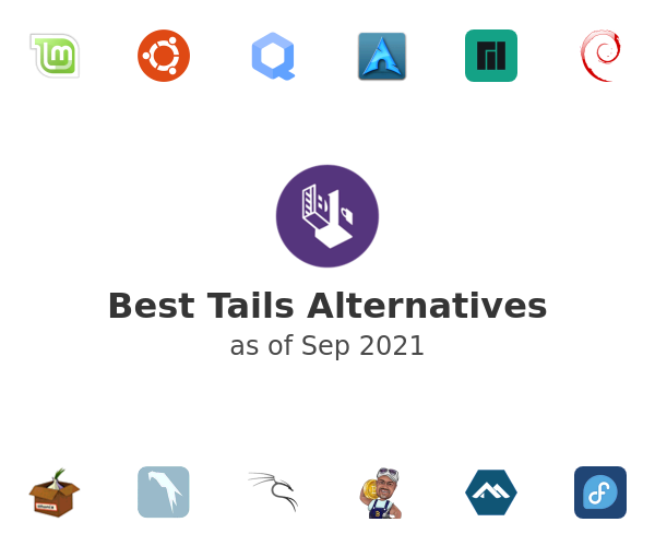 Best Tails Alternatives