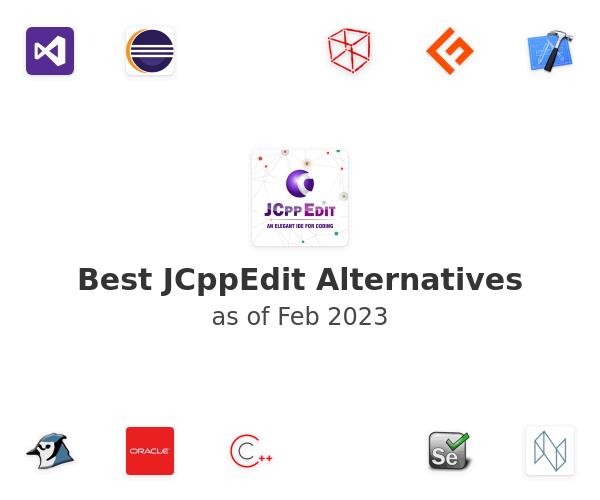 Best JCppEdit Alternatives