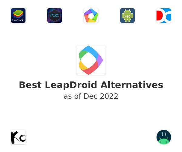 Best LeapDroid Alternatives