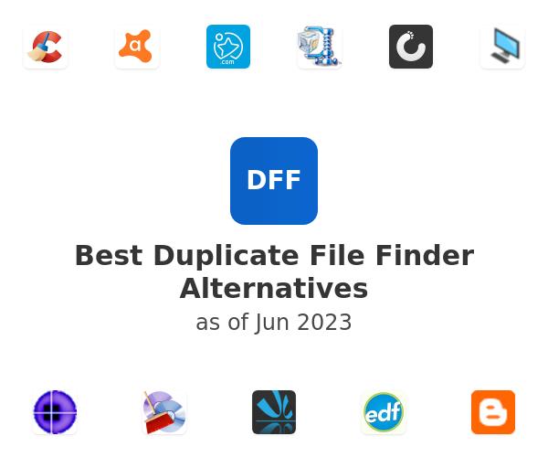 Best Duplicate File Finder Alternatives