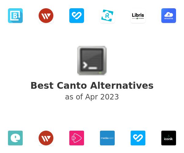Best Canto Alternatives