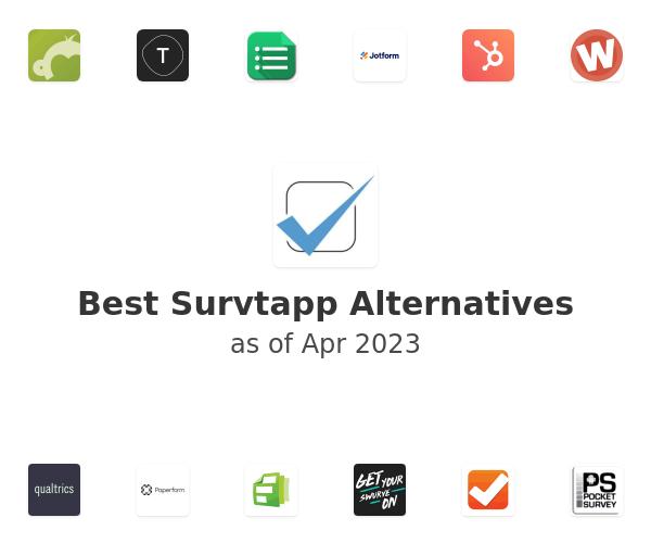 Best Survtapp Alternatives