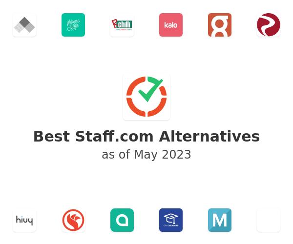 Best Staff.com Alternatives