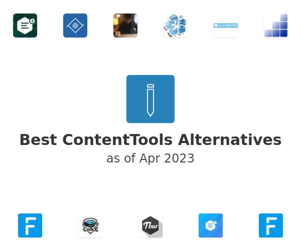 Best ContentTools Alternatives