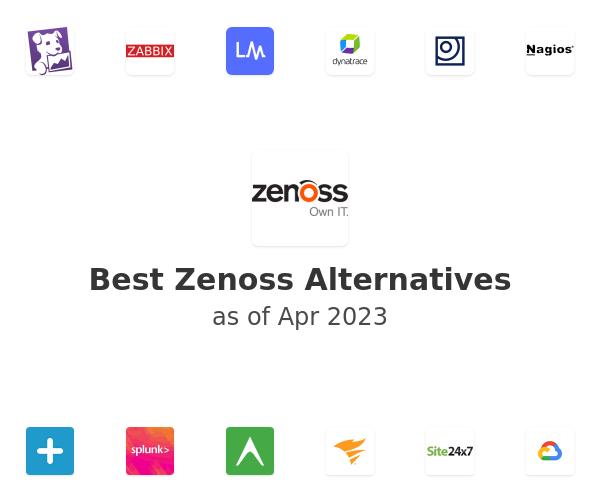 Best Zenoss Alternatives