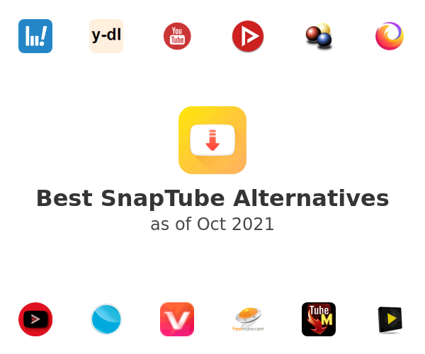 Best SnapTube Alternatives