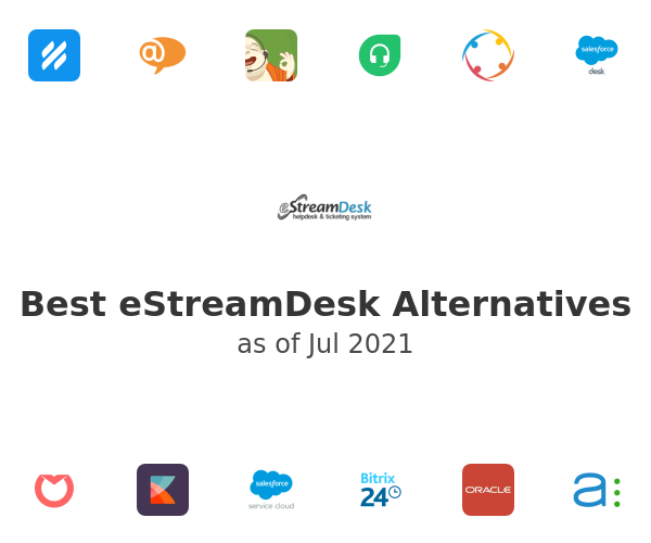 Best eStreamDesk Alternatives