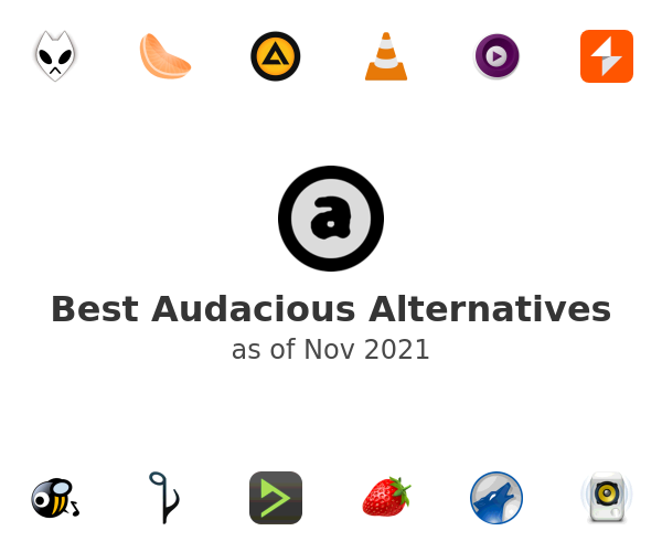 Best Audacious Alternatives