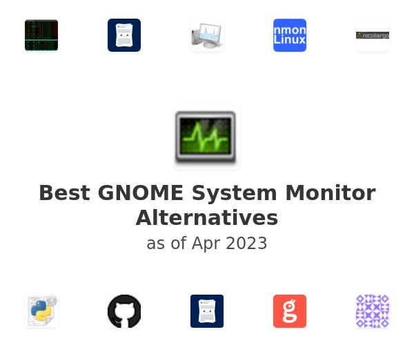 Best GNOME System Monitor Alternatives