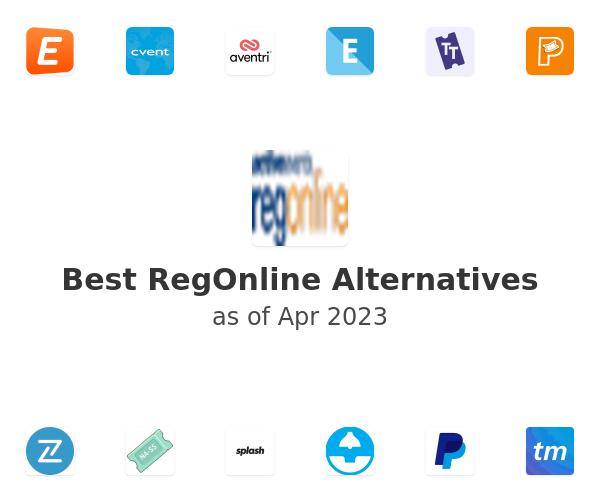 Best RegOnline Alternatives
