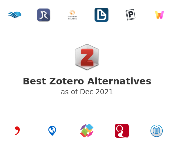 Best Zotero Alternatives
