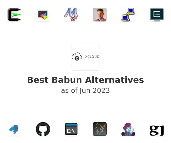Best Babun Alternatives