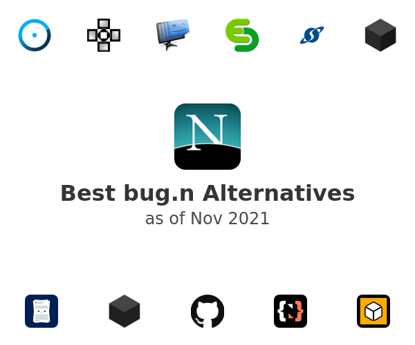 Best bug.n Alternatives