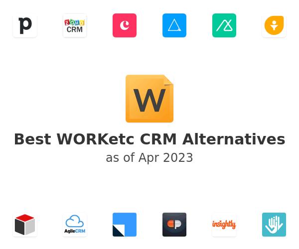 Best WORKetc CRM Alternatives