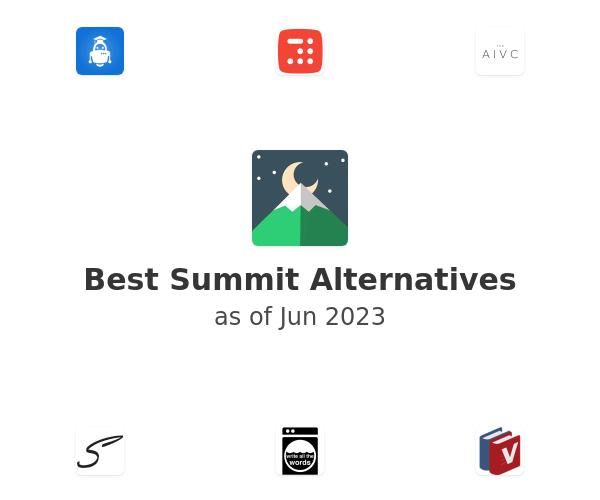 Best Summit Alternatives