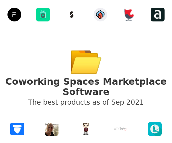 Coworking Spaces Marketplace Software
