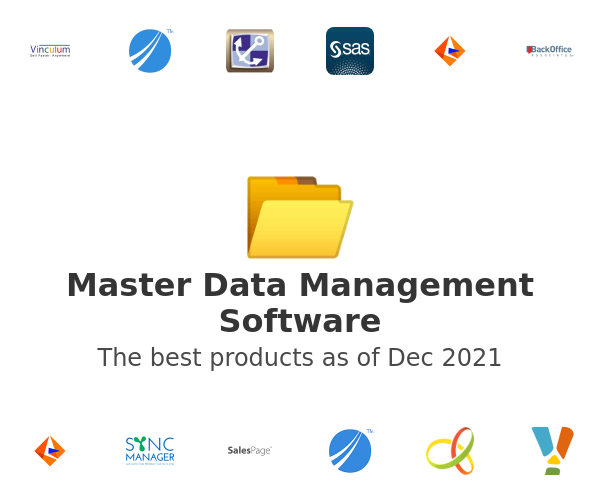 Master Data Management Software