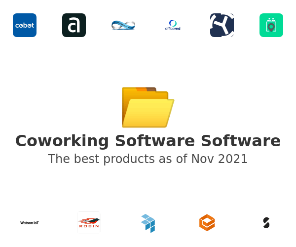 Coworking Software Software