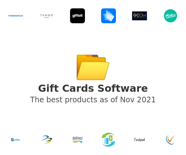 Gift Cards Software