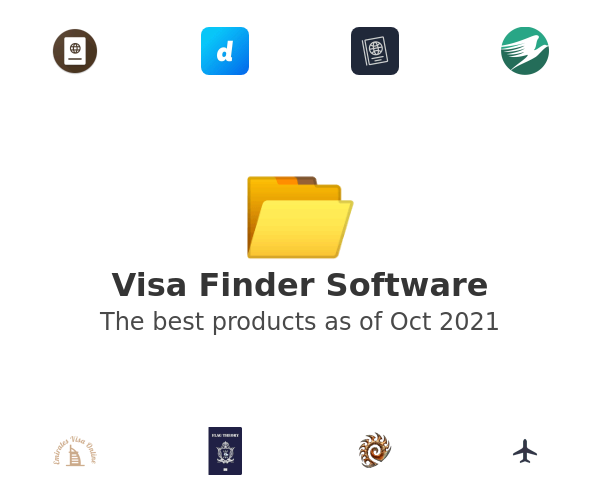 Visa Finder Software