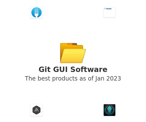 Git GUI Software
