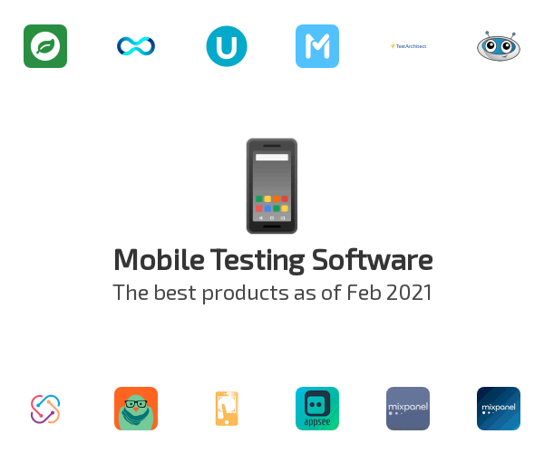 Mobile Testing Software