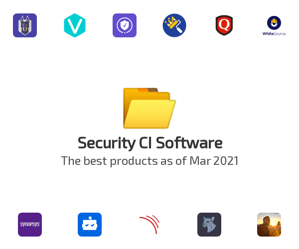 Security CI Software