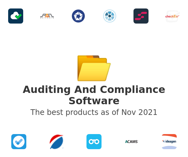 Auditing And Compliance Software