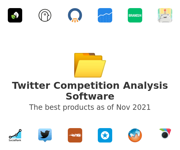 Twitter Competition Analysis Software