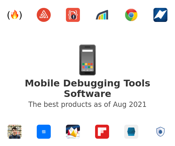 Mobile Debugging Tools Software