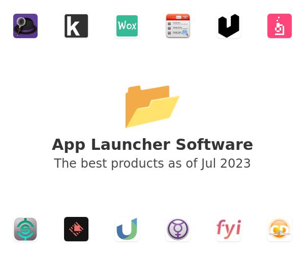 App Launcher Software