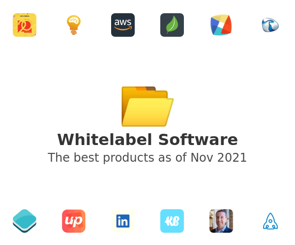 Whitelabel Software
