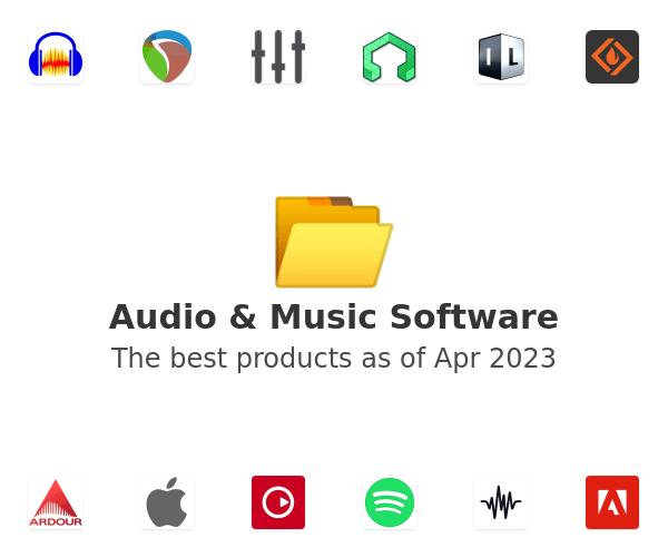 Audio & Music Software