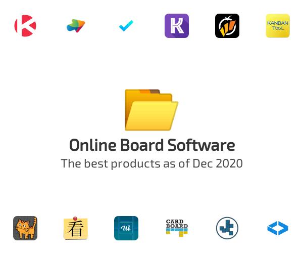 Online Board Software