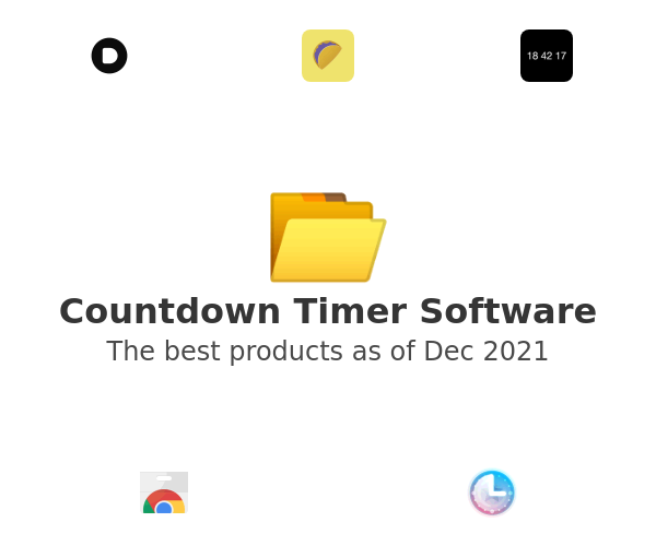 Countdown Timer Software