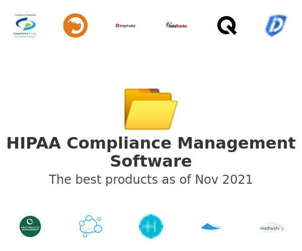 HIPAA Compliance Management Software